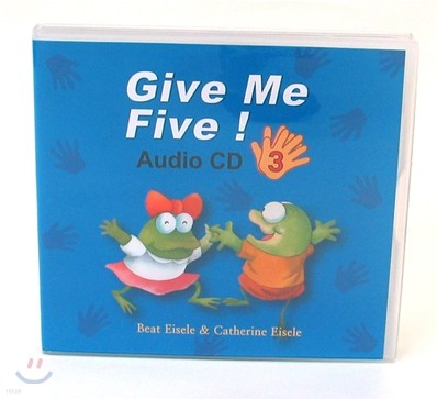 Give Me Five! 3 : Audio CD