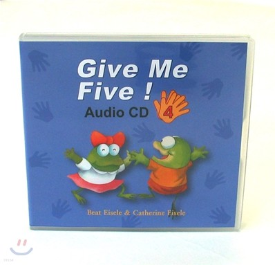 Give Me Five! 4 : Audio CD