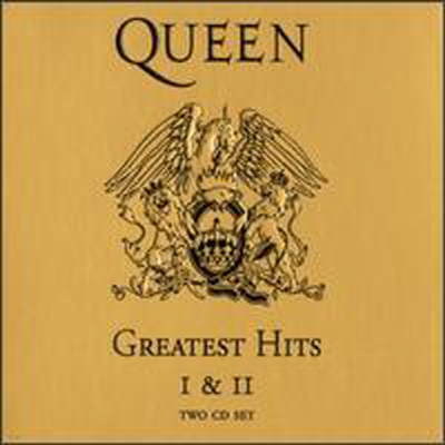 Queen - Greatest Hits, Vols. 1 & 2 (2CD)