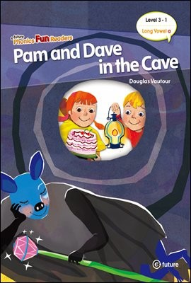 Pam and Dave in the Cave