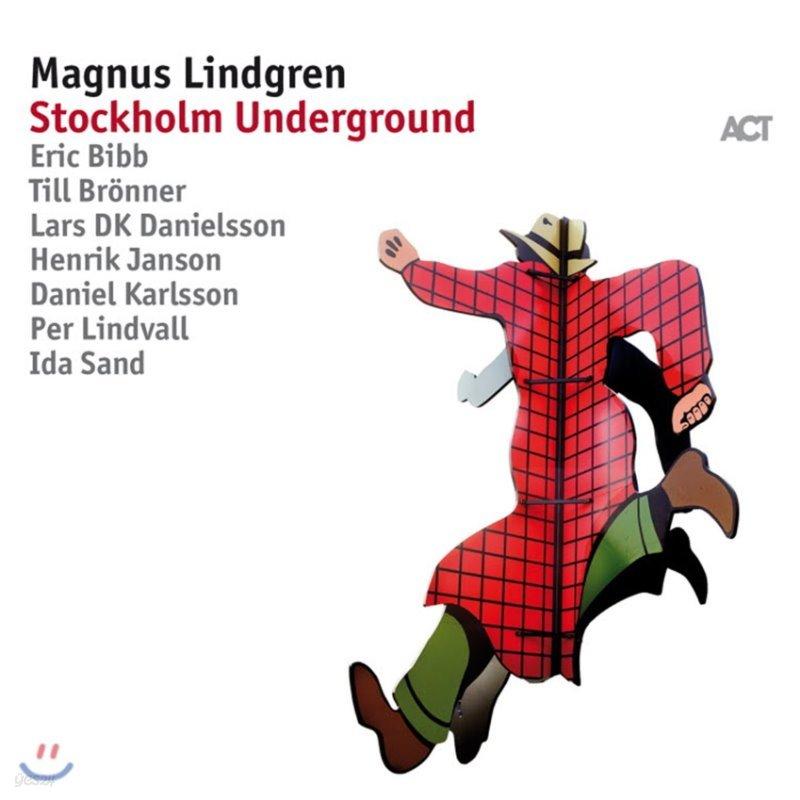 Magnus Lindgren (마그누스 린드그렌) - Stockholm Underground