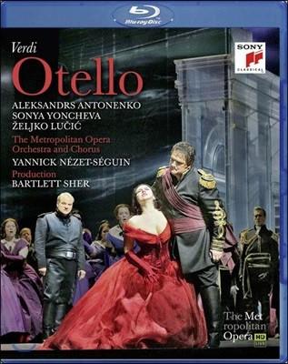 Aleksandrs Antonenko / Yannick Nezet-Seguin 베르디: 오델로 - 소냐 욘체바, 알렉산드르 안토넨코 (Verdi: Otello)