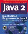 Sun Certified Programmer & Developer for Java 2 Study Guide (Exam 310-035 & 310-027) with CDROM