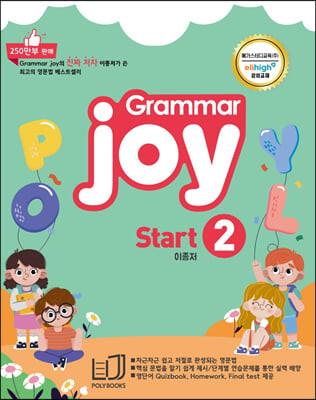 POLY BOOKS  Grammar joy Start 2
