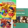 Journeys Grade 1.2 Set : Student Edition + Practice Book + Audiotext CD