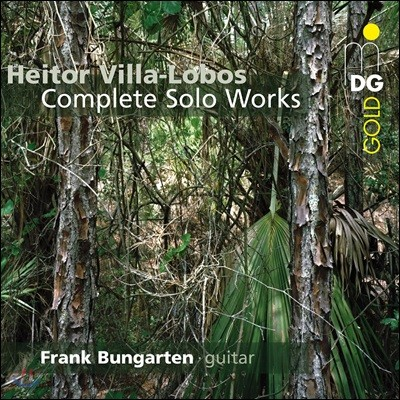 Frank Bungarten 빌라-로보스: 기타 작품 전곡집 (Villa Lobos: Complete Solo Works)