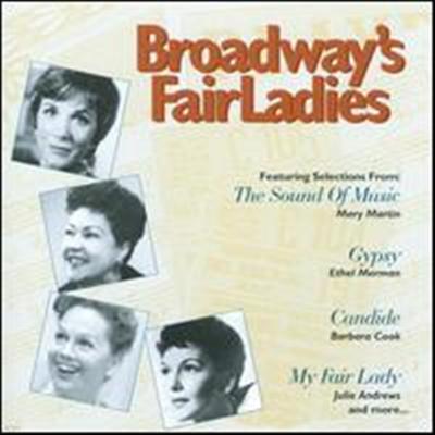 Various Artists - Broadway's Fair Ladies