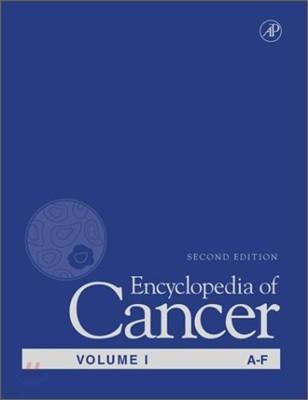 Encyclopedia of Cancer, Four-Volume Set, 2/E