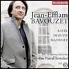 Jean-Efflam Bavouzet 드뷔시: 피아노 환상곡 / 라벨: 협주곡 / 마스네 외 - 바부제