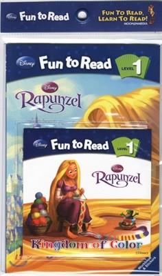 Disney Fun to Read Set 1-07 : Kingdom of Color