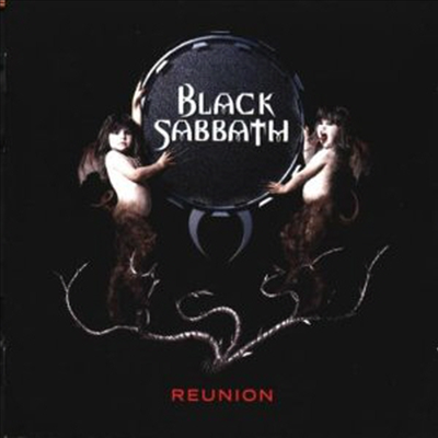 Black Sabbath - Reunion (Live)(2CD)