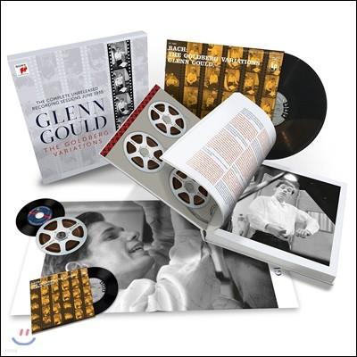 Glenn Gould 바흐: 골드베르크 변주곡 - 1955년 녹음 [7CD+LP]