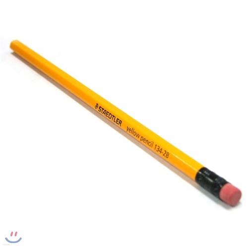 [YES24발송] 스테들러 옐로우 연필 1다스 (12자루/HB,2B 택1)