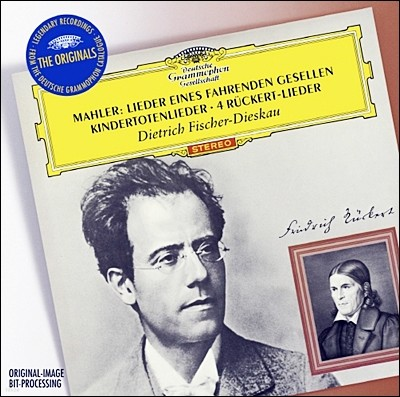 Dietrich Fischer-Dieskau / Rafael Kubelik 말러: 가곡집 (Mahler: Song Cycles) 디트리히 피셔-디스카우