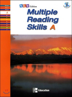 New Multiple Reading Skills A (Book & CD)