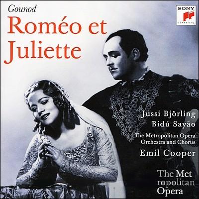 구노 : 로미오와 줄리엣 - 유시 비욜링