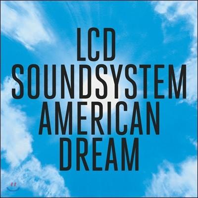 LCD Soundsystem (엘시디 사운드시스템) - American Dream [2 LP]