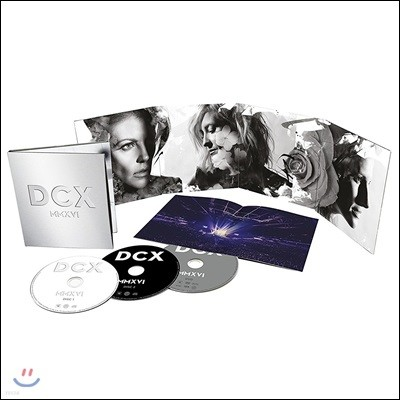 Dixie Chicks (딕시 칙스) - DCX MMXVI Live [2CD+DVD]