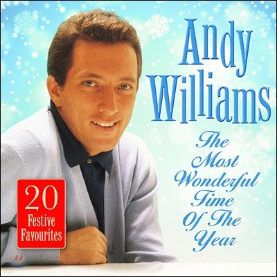 Andy Williams (앤디 윌리암스) - Most Wonderful Time Of The Year