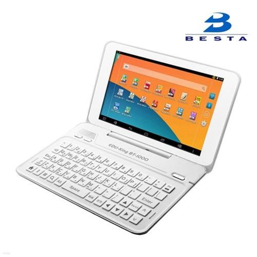 베스타 에듀킹 BT-1000W 프리미엄 전자사전 문장번역기 태블릿형 국어 일본어 중국어 영어사전 사은품증정