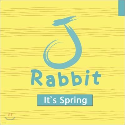 제이 레빗 (J Rabbit) 1집 - It's Spring