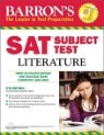 Barron's SAT Subject Test : Literature
