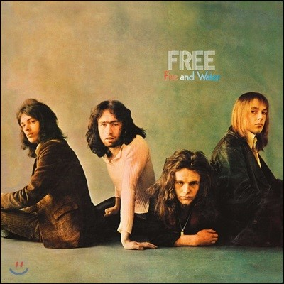 Free (프리) - Fire and Water [LP]