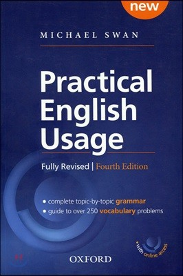 Practical English Usage, 4/E (P) + Online access code