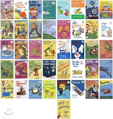 [노부영]Dr. Seuss : Beginner 시리즈 41종 세트