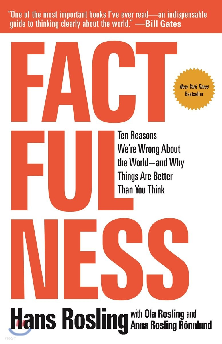 Factfulness : The Ten Reasons We're Wrong About the World