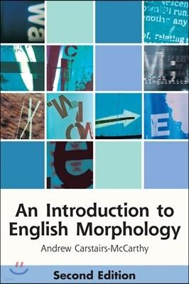 An Introduction to English Morphology, 2/E