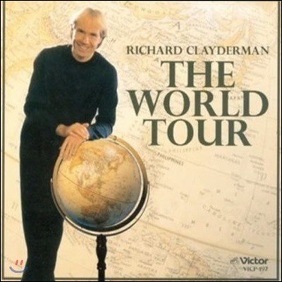 [중고] Richard Clayderman / The World Tour