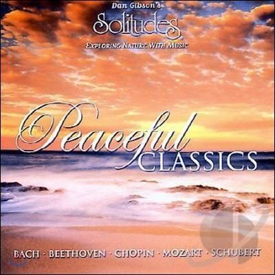 Dan Gibson / Peaceful Classics (수입/미개봉)