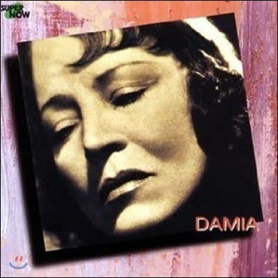 Damia / Supernow : Best Of (일본반/미개봉)