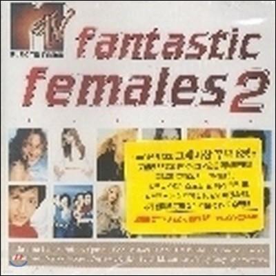 V.A. / Mtv Fantastic Females 2 (CD+VCD/미개봉)