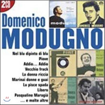 Domenico Modugno / I Grandi Successi (2CD/수입/미개봉)