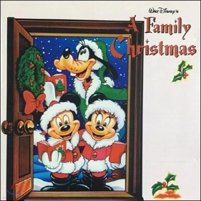 [중고] V.A. / Walt Disney's A Family Christmas - 패밀리 크리스마스