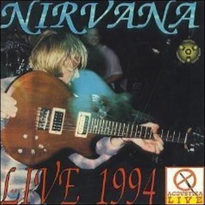 [중고] Nirvana / Nirvana Live 1994 (수입)