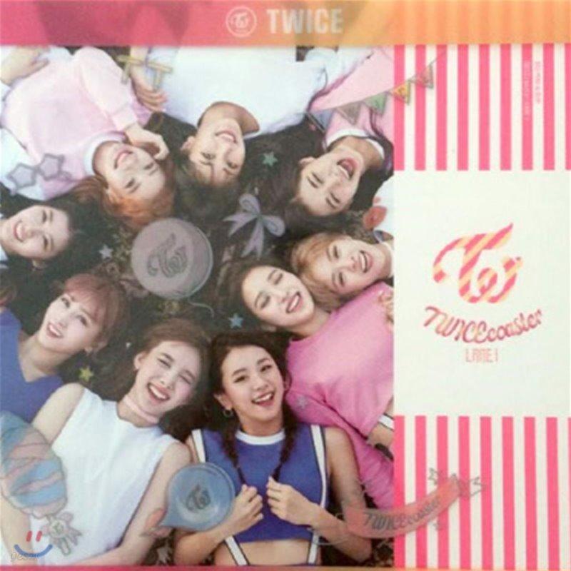 트와이스 (Twice) / TWICEcoaster : LANE 1 (3rd Mini Album/네온Ver/미개봉)