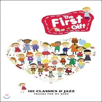 [중고] V.A. / THE FIRST GIFT: 101 CLASSICS & JAZZ (6CD)