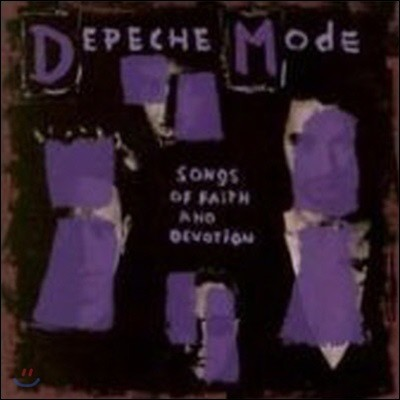 [중고] Depeche Mode / Songs Of Faith And Devotion (수입)
