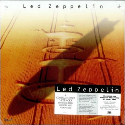 Led Zeppelin / Led Zeppelin (4 compact Disc Set/수입/미개봉)