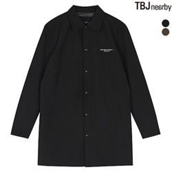 [TBJ]남성 하프기장 코트(T173JP410P)