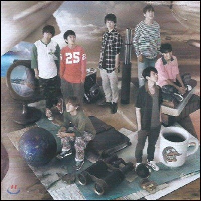 Kanjani 8 / パノラマ (일본반/Single/+DVD/미개봉/jaca56225623)