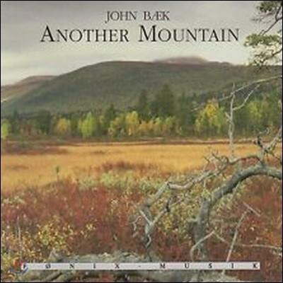 John Baek / Another Mountain (수입/미개봉)