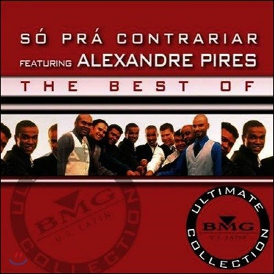 Alexandre Pires / Best Of - Ultimate Collection (수입/미개봉)