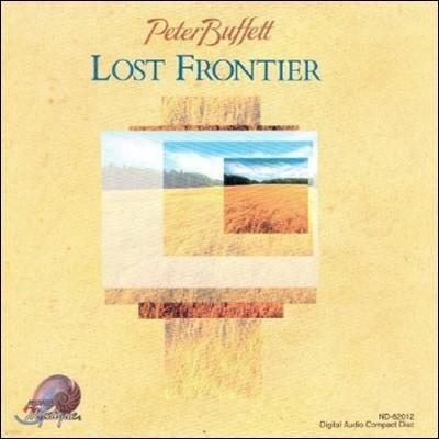 [중고] Peter Buffett / Lost Frontier (수입)