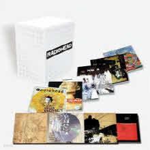 Radiohead - 7CD Album Deluxe Box Set (Limited Edition/수입)