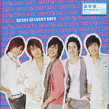더블에스501 (SS 501) - Lucky Days (통상반/일본수입/single/pcca02692)