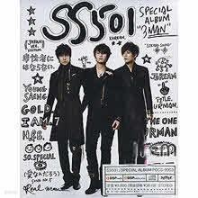 더블에스501 (SS 501) - Special Album : SS501-Special Unit (일본수입/Digipack/pocs9003)